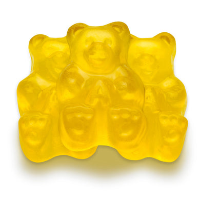 Albanese Pineapple Bear Gummies 5lb Bag