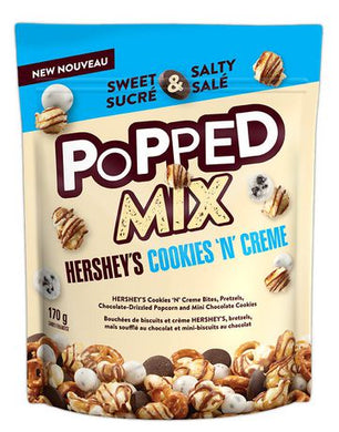 Cookies n Cream Popped Mix