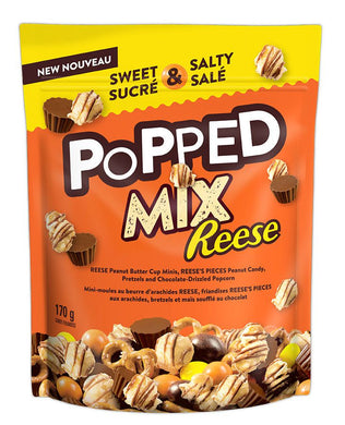 Sweet And Salty Reese Popped Mix
