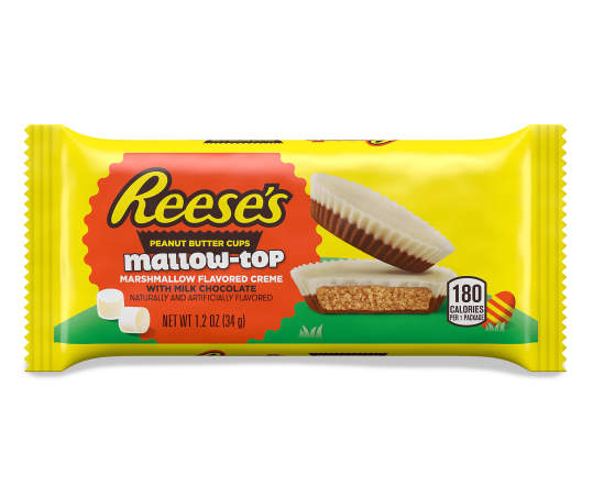 Reese's Mallow Top Peanut Butter Cups