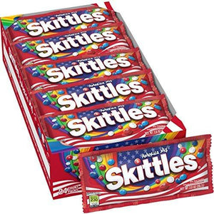 Skittles American Mix (Box Of 24)