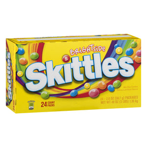 Skittles BrightSide (Box Of 24)