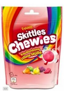 Chewies Skittles (From Germany)