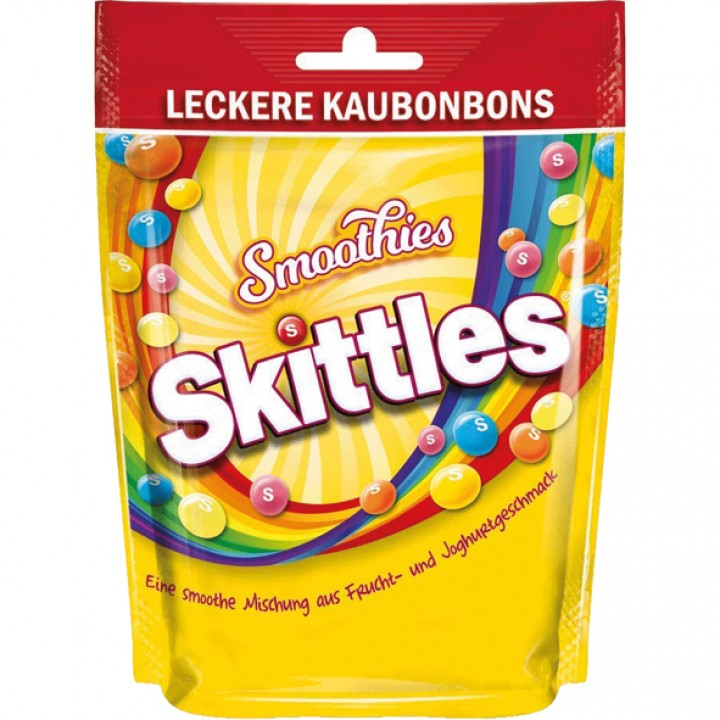 Smoothies Skittles (From Germany)