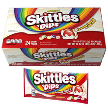 Load image into Gallery viewer, Yogurt Covered Skittles Dips (Box Of 24)