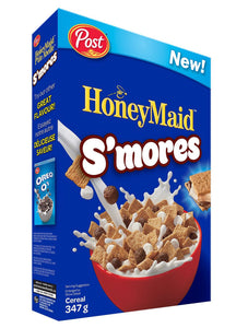 S'mores Cereal