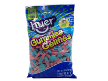 Load image into Gallery viewer, Sour Bubble Gum Bottles 1kg Bag