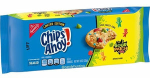 Sour Patch Kids Chips Ahoy Cookies (Limited Edition)