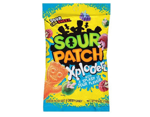 Sour Patch Kids Xploderz