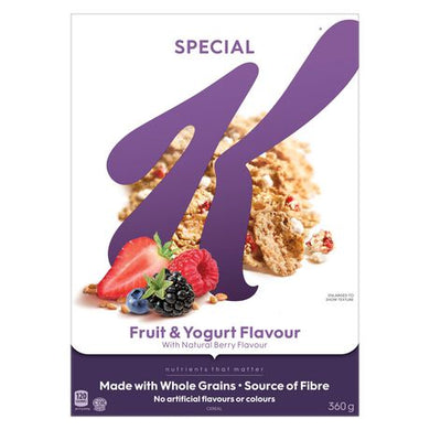 Special K Fruit & Yogurt
