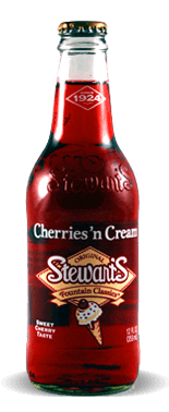 Stewart's Cherries'n Cream