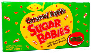 Caramel Apple Sugar Babies