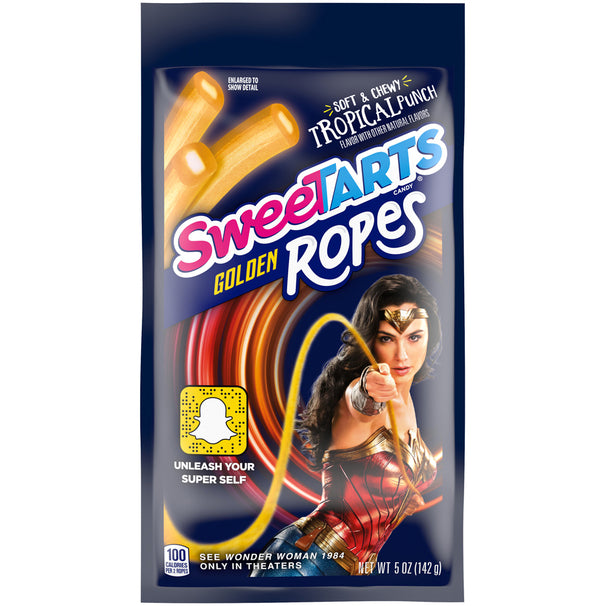 Sweet Tarts Golden Ropes (Tropical Punch)