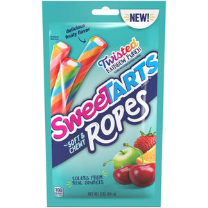 Sweet Tarts Twisted Ropes (Rainbow Punch)
