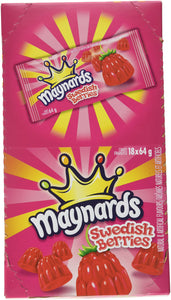 Maynard Swedish Berries (Box of 18)