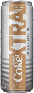 Toasted Vanilla Diet Coke