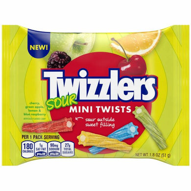 Twizzlers Sours