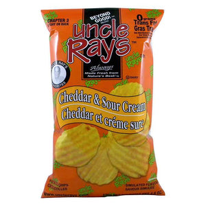 Uncle Rays Cheddar & Sour Cream