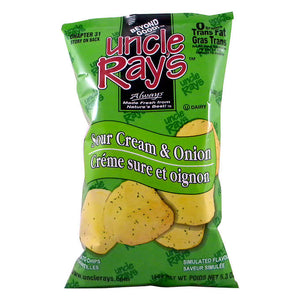 Uncle Rays Sour Cream & Onion