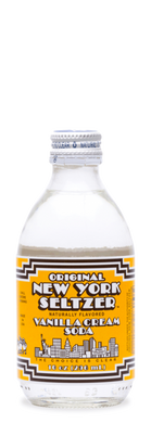 Original New York Vanilla Cream Soda