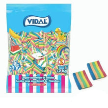 Load image into Gallery viewer, Sour Mini Rainbows 1.2kg Bag