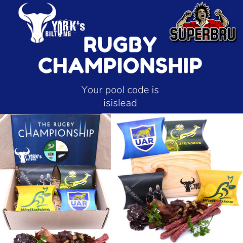 Rugby Championship Box