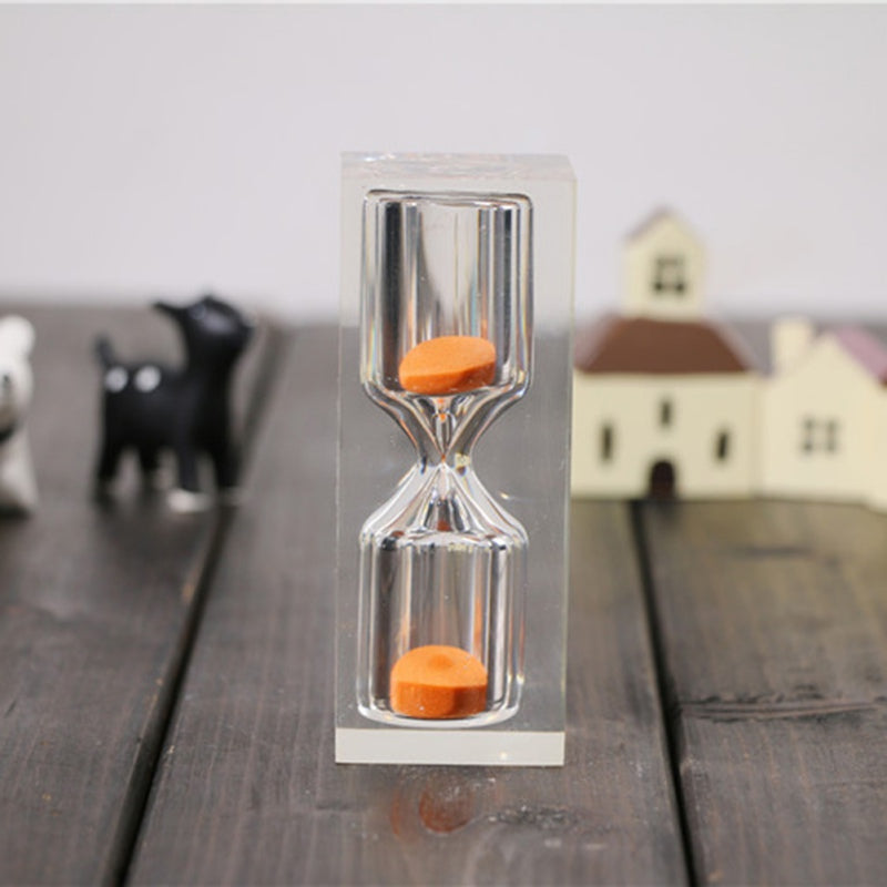 3 Minutes Small Hourglass Timer