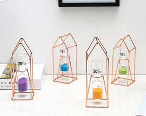 20/30 Minutes Multi-Color Hourglass Clock