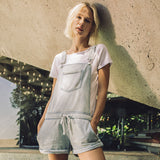 Women's Denim Shortalls