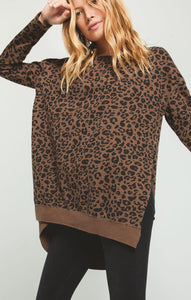 JacketsThe Loft Fleece Oversized Cardigan
