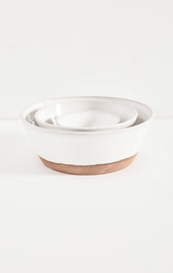 CeramicsNesting Bowl Set By The Hive Ceramics Multi