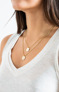 JewelrySonora Necklace By Five and Two Gold