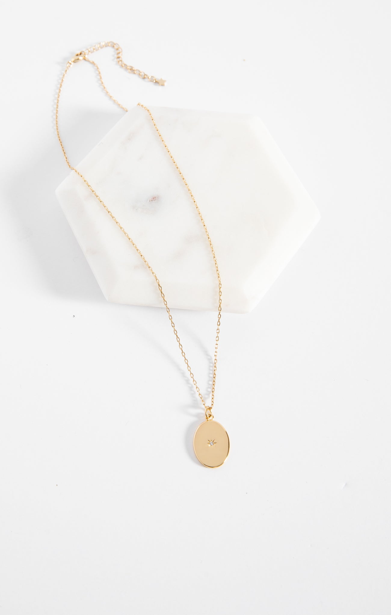 Jewelry Cora Necklace By Five And Two Gold