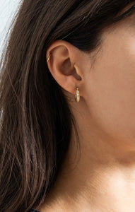 JewelryLisbeth Earrings By Five and Two Gold