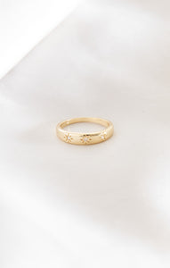 JewelryDaphne Ring By Five And Two Gold