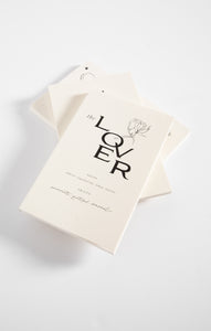 Paper GoodsThe Lover Journal by Wilde House Paper Multi