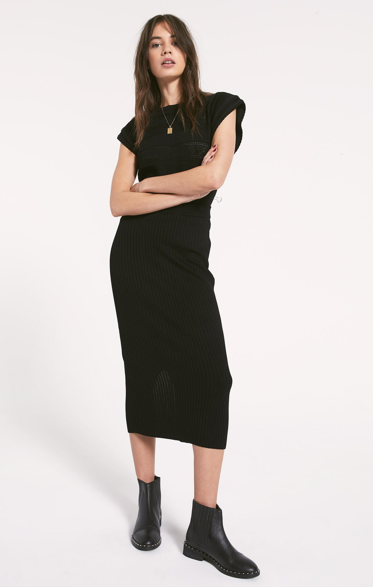 Skirts Les Halles Skirt by Rag Poets Les Halles Skirt by Rag Poets