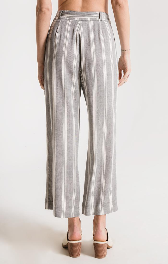 Pants Bedford Striped Pant By Rag Poets Antique White