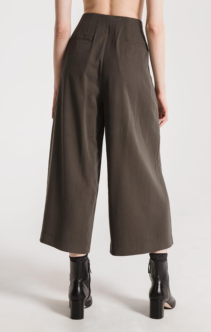 Pants Remsen Pleated Pant By Rag Poets Beluga