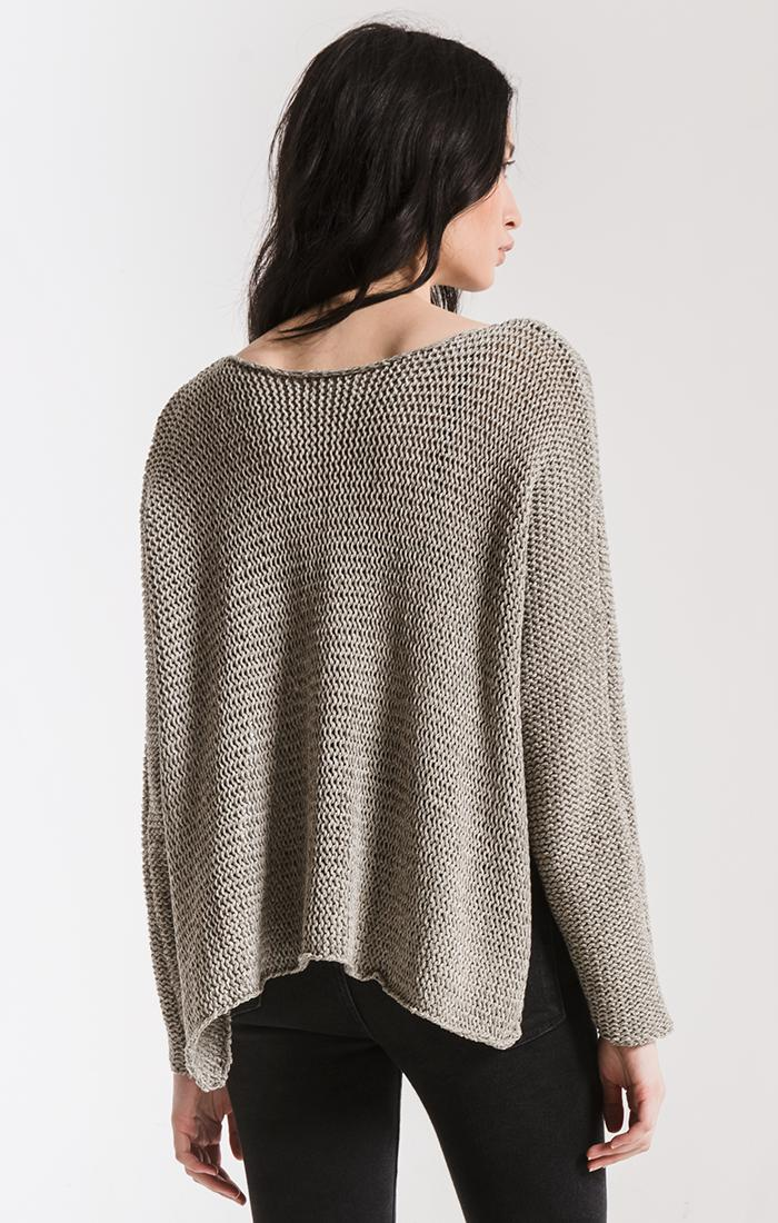 Sweaters Fulton Knit Sweater By Rag Poets Vetiver