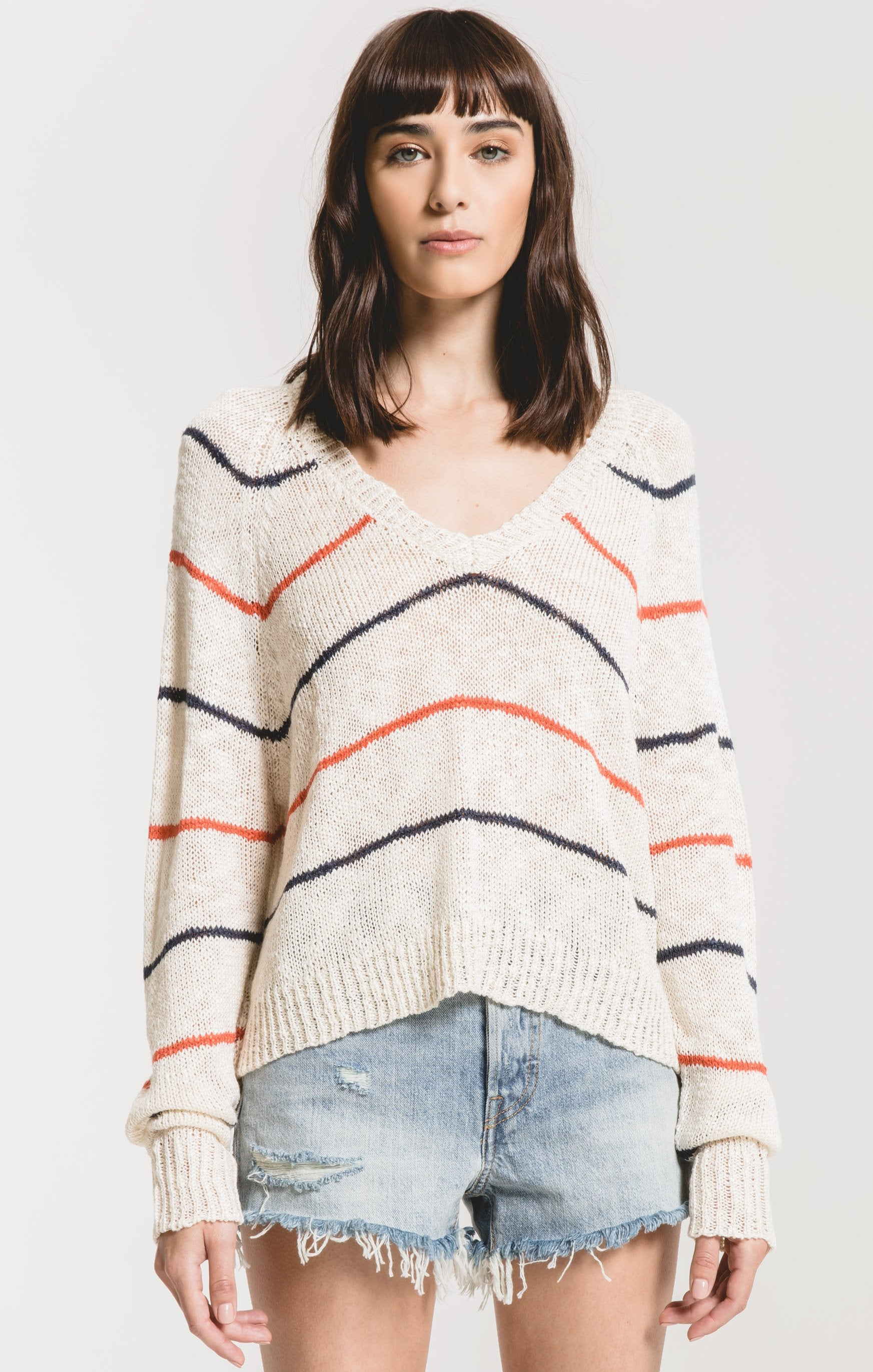 Sweaters Sicily Sweater by Rag Poets Paprika