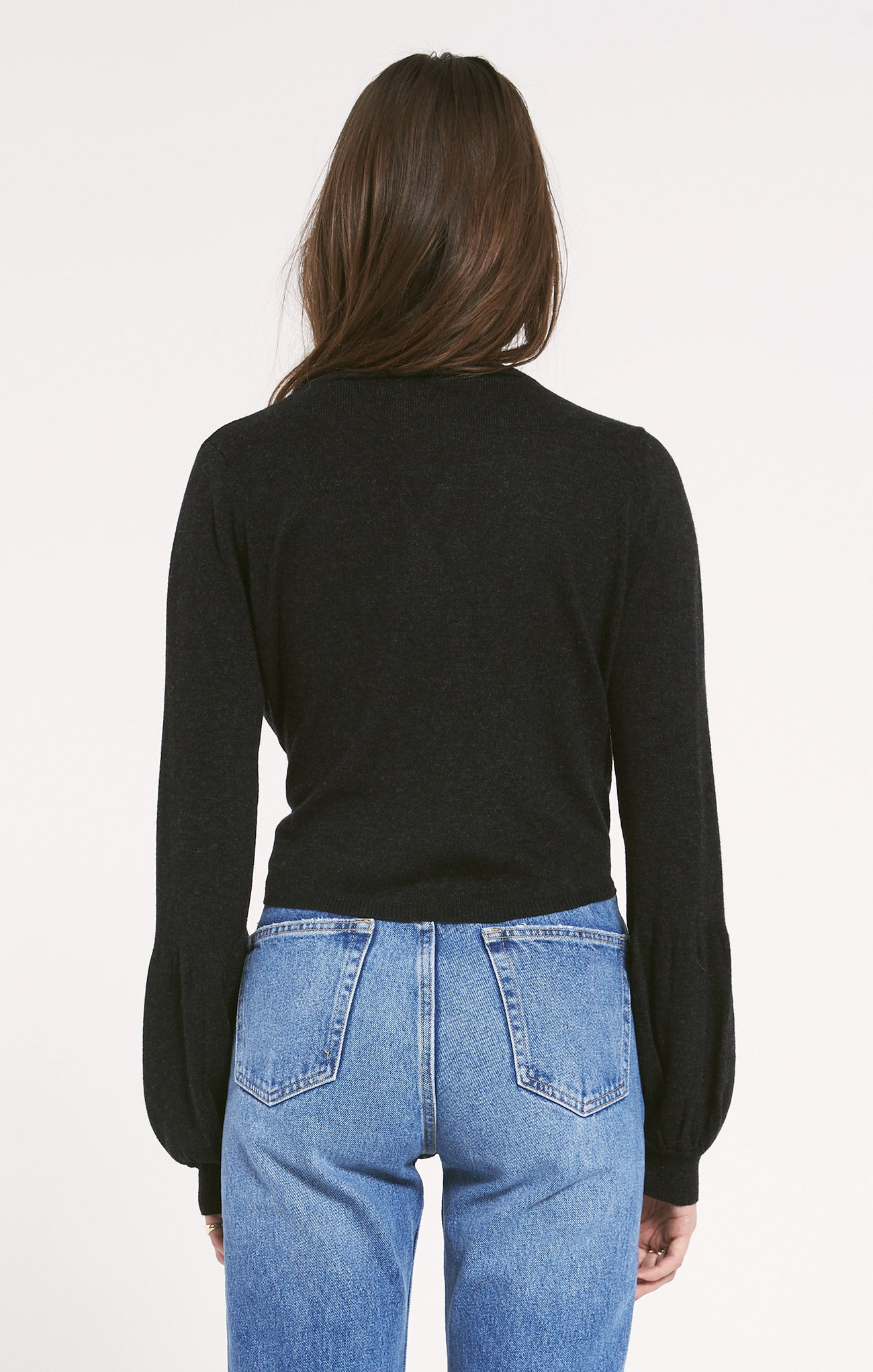 Sweaters Bricklane Sweater by Rag Poets Black