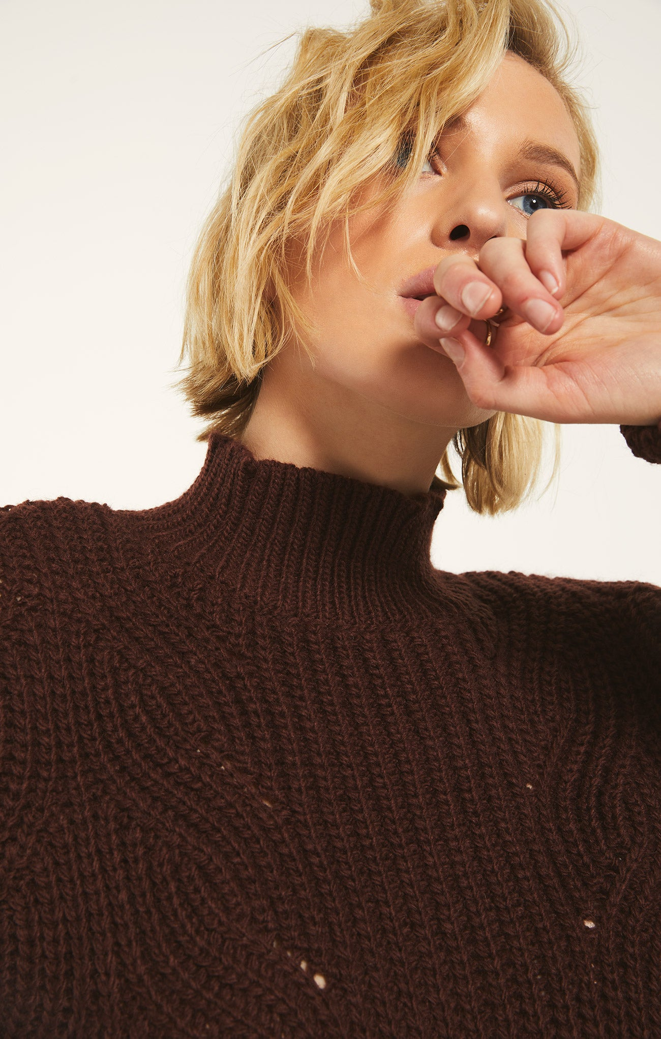 Sweaters Marylebone Sweater by Rag Poets Marylebone Sweater by Rag Poets