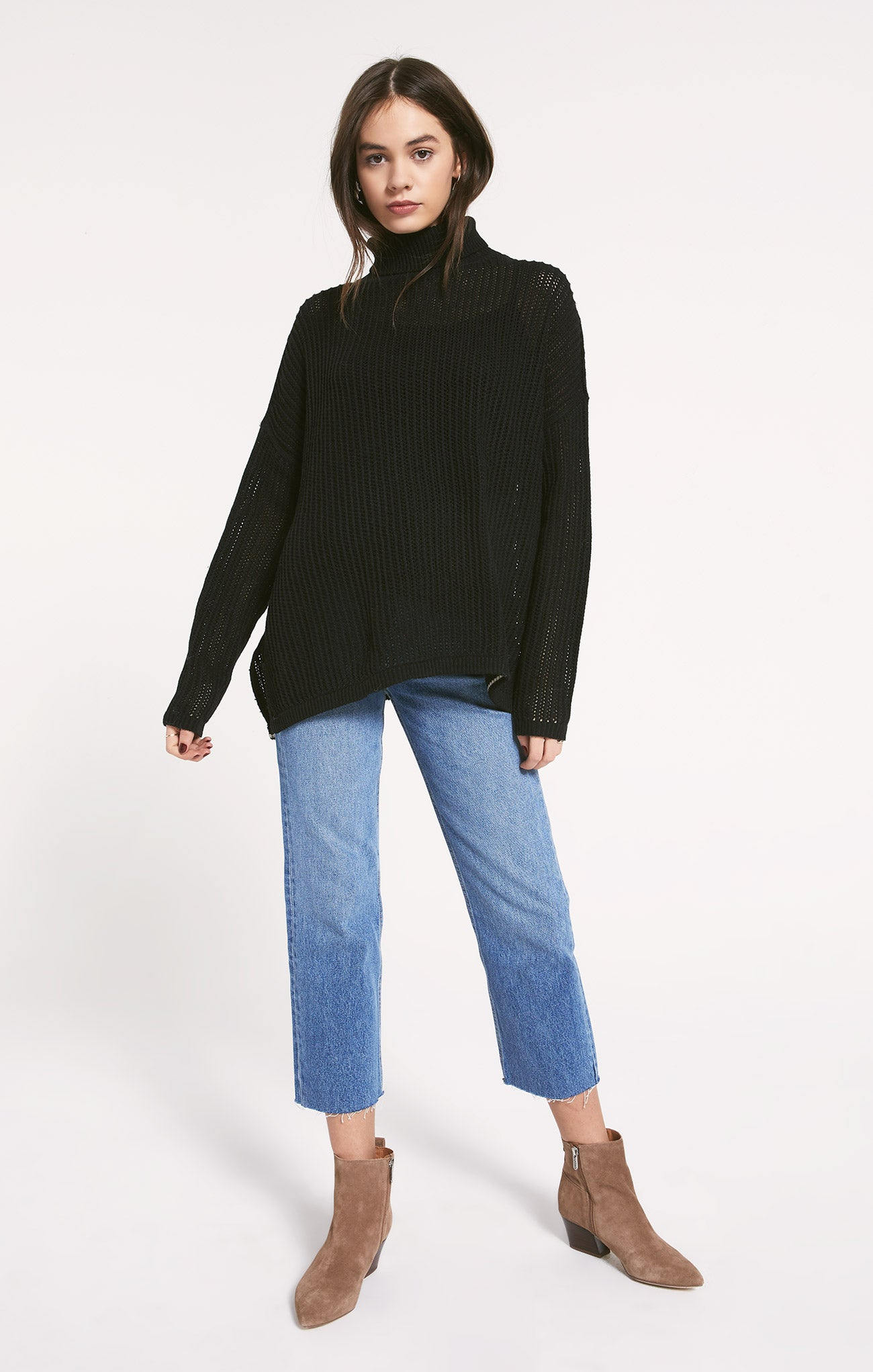 Sweaters Oxford Sweater by Rag Poets Oxford Sweater by Rag Poets