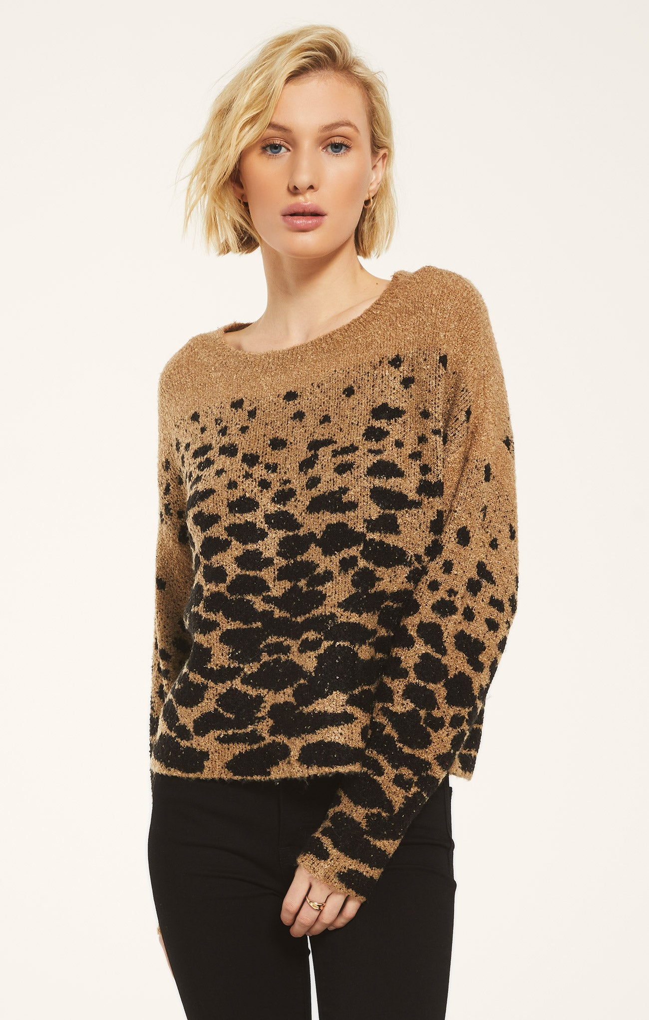 Sweaters Kings Road Sweater by Rag Poets Natural