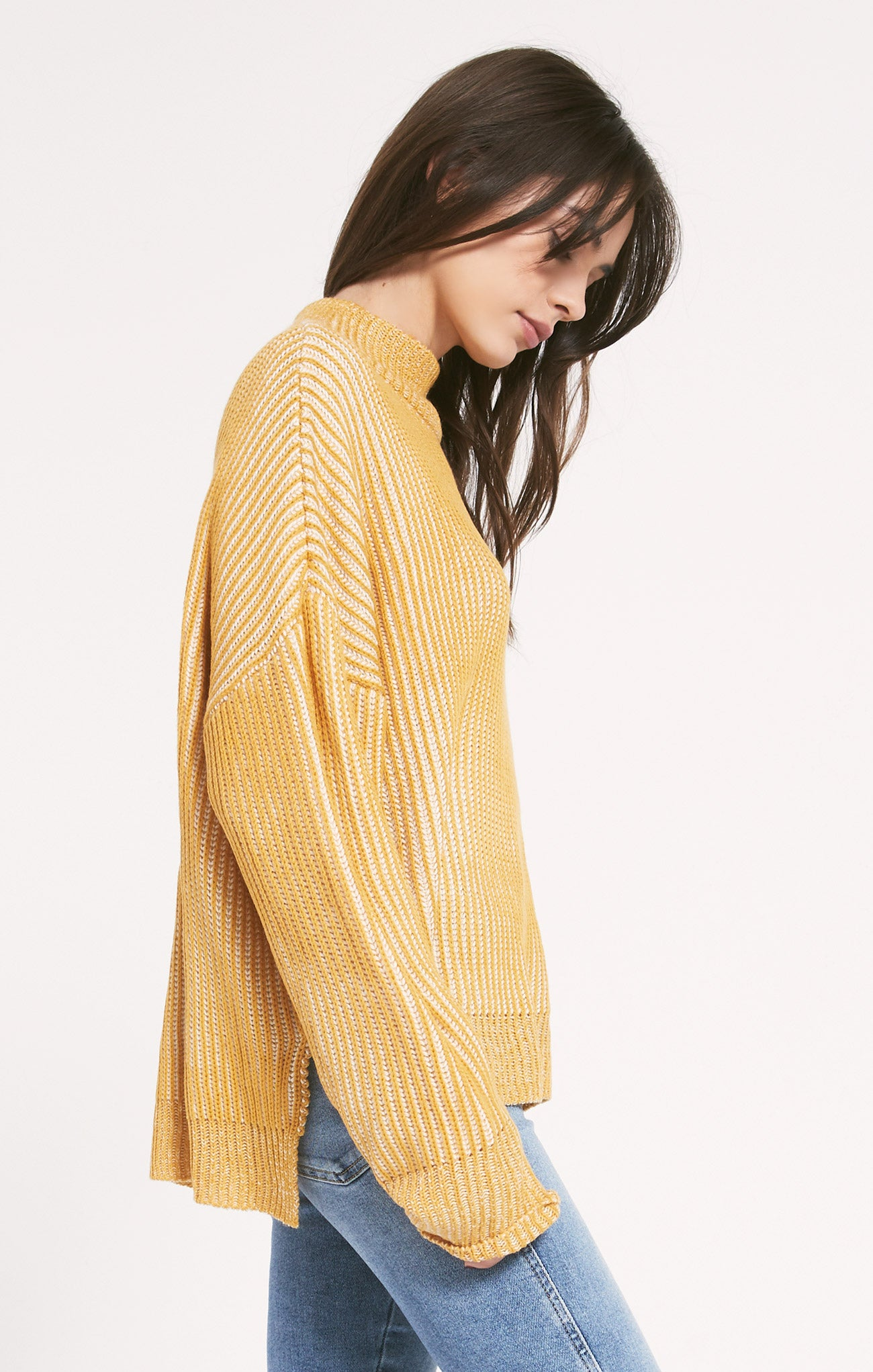 Sweaters Irwin Sweater by Rag Poets Honey