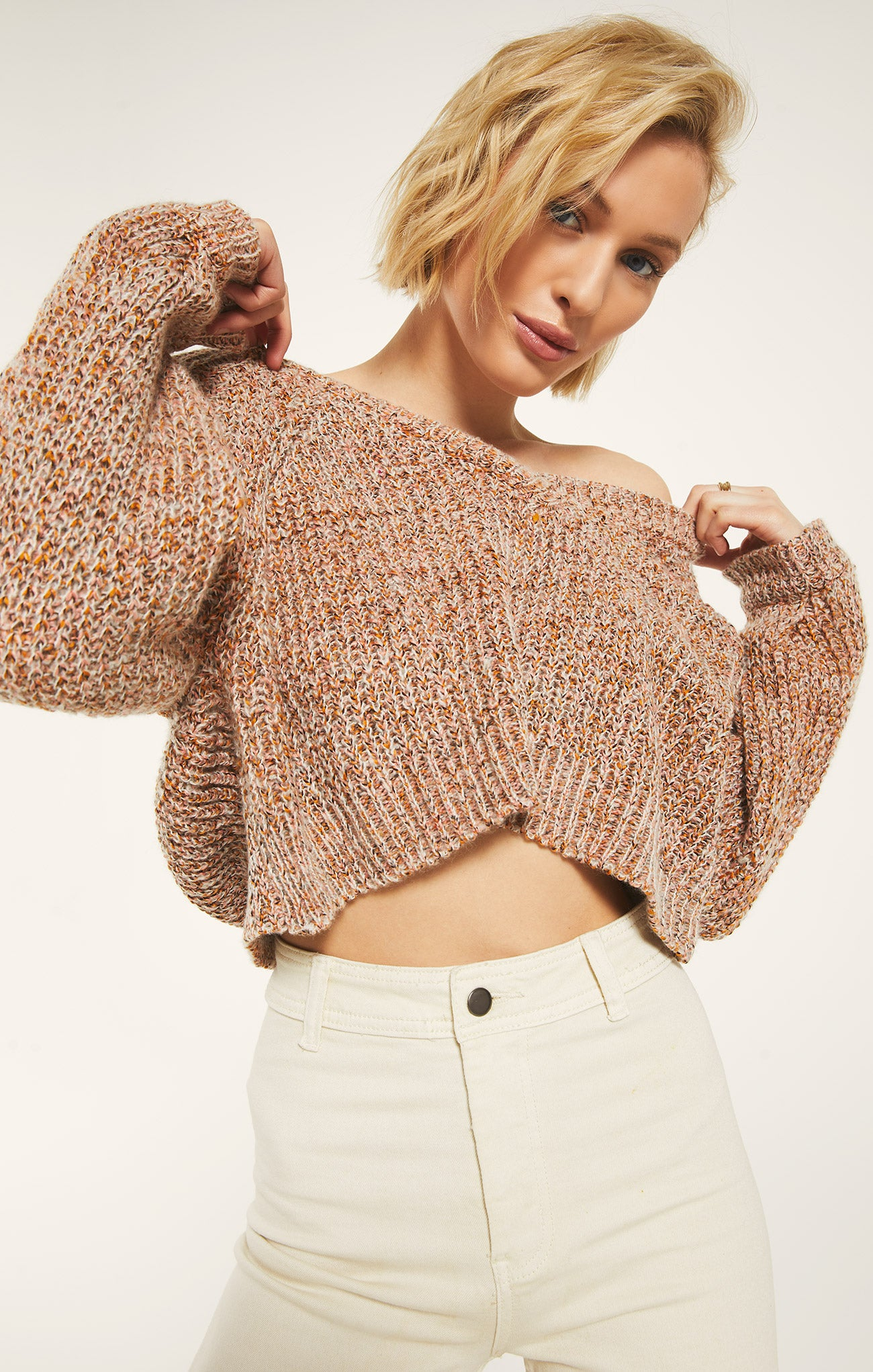 Sweaters Rathaus Sweater by Rag Poets Rathaus Sweater by Rag Poets