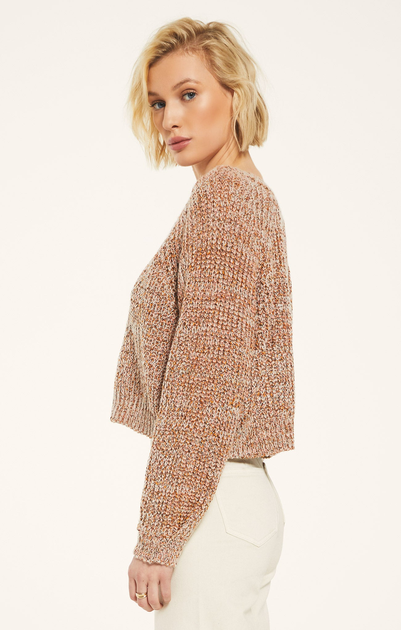 Sweaters Rathaus Sweater by Rag Poets Baked Clay