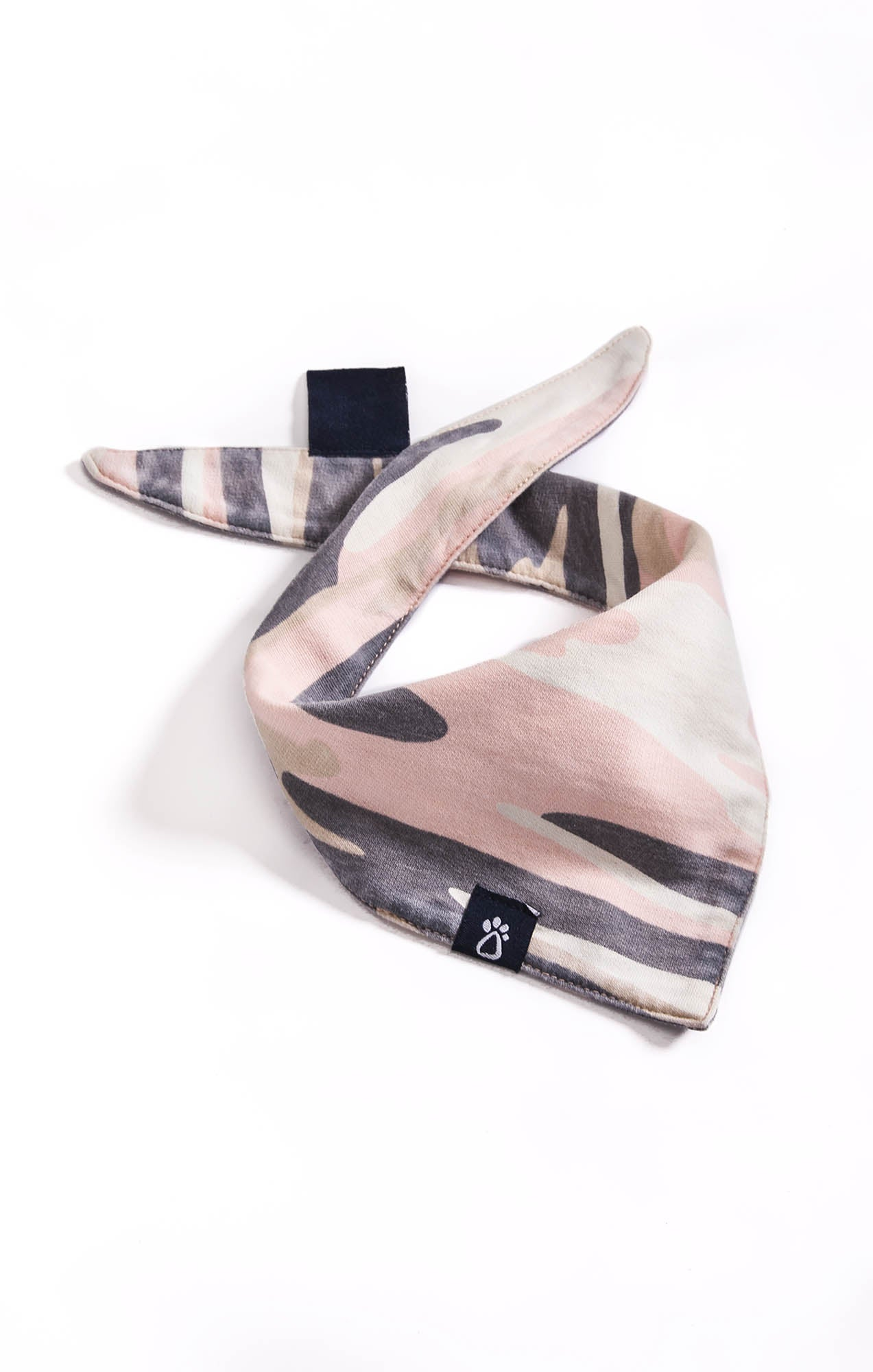 Bandana The Camo Bandana by ZOO SUPPLY Camo Pink