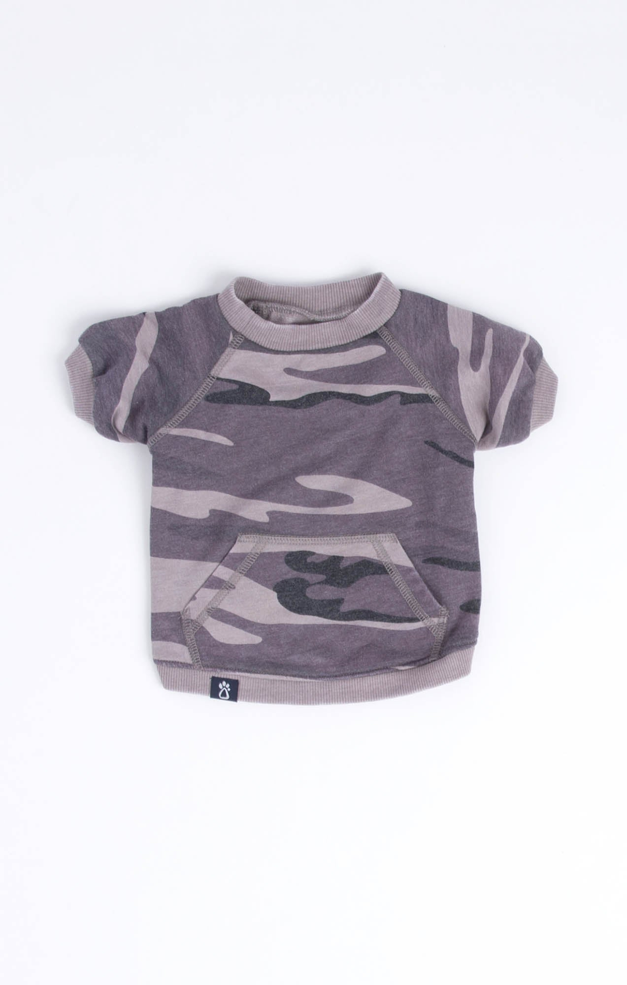 Tops The Camo Pullover by ZOO SUPPLY Camo Black